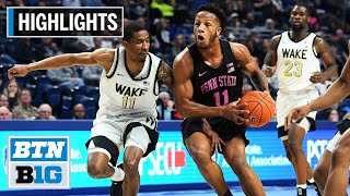Highlights: Deacons No Problem for Nittany Lions | Wake Forest at Penn State | Dec. 4, 2019