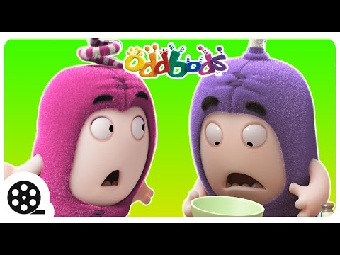 Cartoon | Expect The Unexpected With Oddbods | Animation Movies For Kids