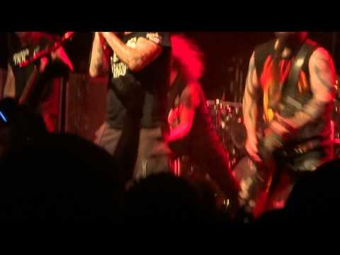 Metal Masters 4 - Goddamn Electric (Pantera) - Gramercy NYC - 09.07.12