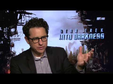 J.J. Abrams Interview - Star Trek Into Darkness