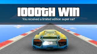 I WON 1,000 GTA 5 RACES! (GTA 5 Funny Moments)