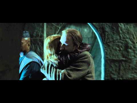 Lupin/Tonks Deleted Scene