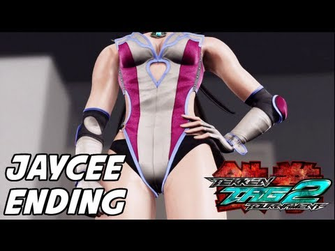 Tekken Tag Tournament 2 - Jaycee Arcade Ending Movie video