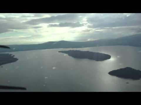 SOS Fitness Sea plane over Loch Lomond