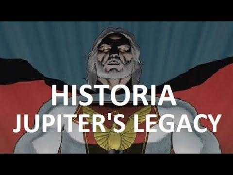 Historia - Jupiter's Legacy