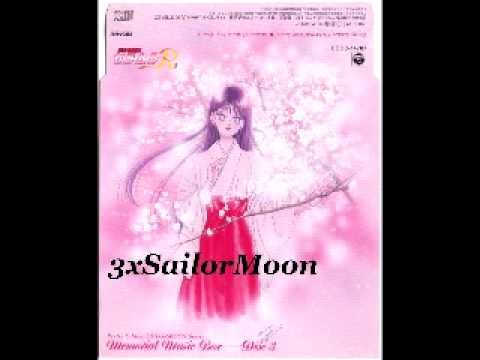 Sailor Moon -- Memorial Music Box CD 3~15 Moon Crystal Power Make Up
