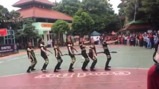 Download Lagu SMAN 6 Jakarta: Mahakam Dance 2k16 at STUPA CUP 2016 (3rd Place) Gratis STAFABAND