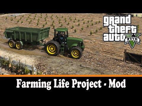 Farming Life Project - Mod 1.1