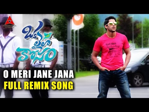 O Meri Jane Jana Full Song || Oka Laila Kosam Movie || Naga...