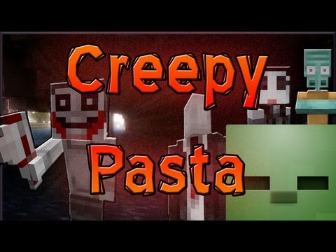 Minecraft Mods - Creepy Pasta 1.3.2 Review and Tutorial