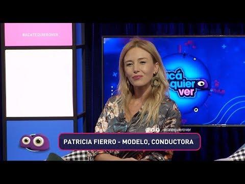 ¡Pasamos una divertida tarde junto a Patricia Fierro!