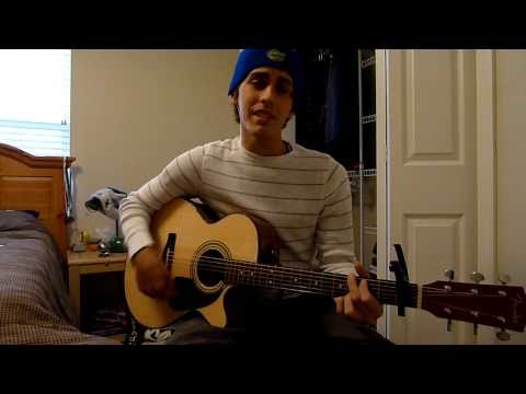 Car Crash (Matt Nathanson) acoustic cover by David Lee