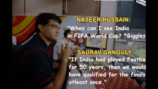 12 Quotes That Prove Sourav Ganguly Is The Most Frank Commentator Ever