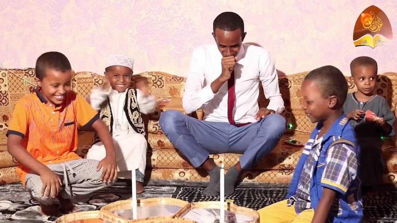 """Al itqan dawa group """" iida Joollee wajjiin """" funny on Africa tv"""