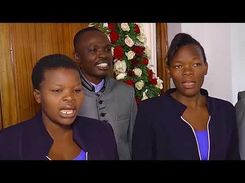 Mungu Wa Ajabu-Gospel Trumpets 2018