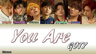 download lagu Got7 - You Are  Sub Han - Rom gratis