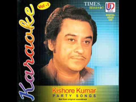 Apni To Jaise Taise-Karaoke-Kishore Kumar-(Lawaris)