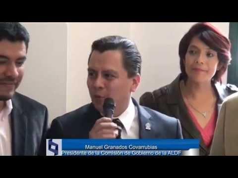 Promoción de la Feria de la Enchilada en la Delegación Iztapalapa : ALDF
