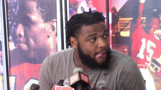 TigerNet.com - Christian Wilkins says he loves the trash talk in rivalry games