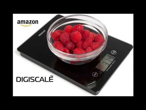 Best Small Kitchen Scale in Class Measuring Ounces and Grams Digital Kitchen Scale Product Review