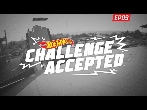 Clear the Mini Mega Gap - Hot Wheels Challenge Accepted