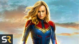 Everything You Need To Know About MCU's Captain Marvel [Compilation]