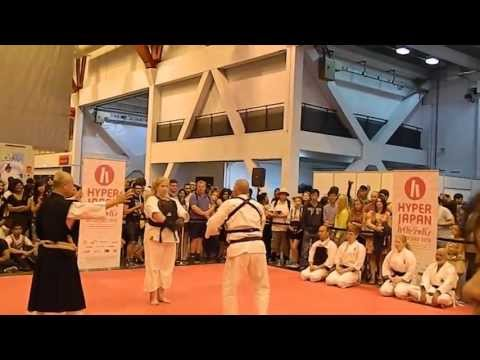 Martial Arts at Hyper Japan 2013 - Shorinji Kempo by the British Shorinji Kempo Federation Image 1