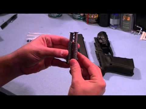 Gen 4 Glock 23 New 0-3-3 Recoil Spring Fall 2011 Update