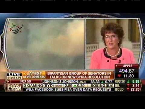 Fox Business: Walorski weighs in on America's current situation in Syria