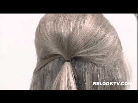 RelookTV.com - HAIR STYLING : Paris Fashion Vintage Beehive