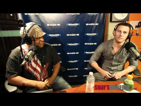 Channing Tatum speaks on his evolution as an actor on #SwayInTheMorning