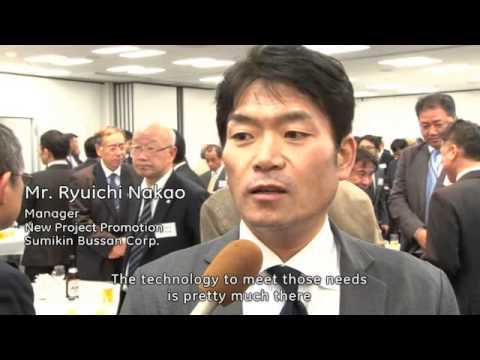 GE Japan Technology Matching Fair 2012