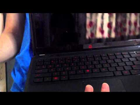 HP Pavilion dm4 Beats Edition Laptop Unboxing