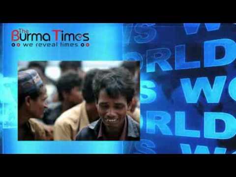 Burma Times Daily TV News 26.04.2015