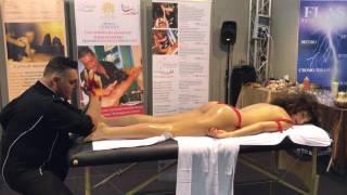 Beauty & Fitness Palermo2017 con antonio cerrone e la sua accademia del massaggio