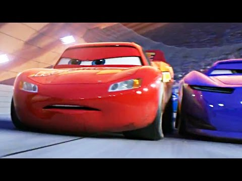 CARS 3 NEW Official Trailer (2017) Disney Pixar Movie thumbnail