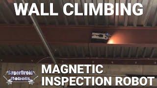 SST2 Tethered Inspection Robot SuperDroid Robots