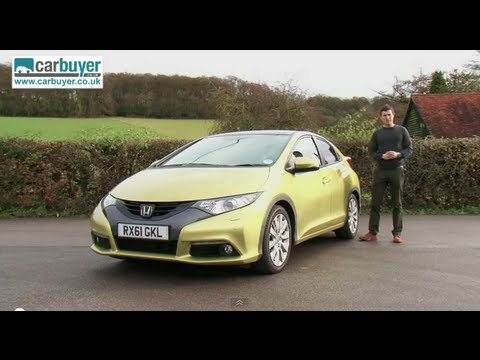 Honda Civic hatchback review - CarBuyer