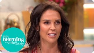 Danielle Lloyd Reveals She Had Similar Run-Ins With Rebekah Vardy | This Morning