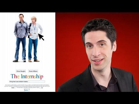 The Internship movie review