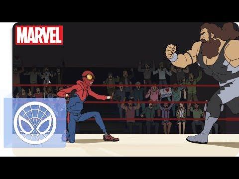 Marvel's Spider-Man - Das Experiment   Marvel HQ Deutschland