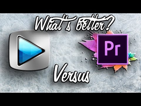 Sony Vegas Pro VS Adobe Premiere Pro?   Pros and Cons