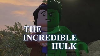 LEGO The Incredible Hulk - 1978 Intro Fan Made
