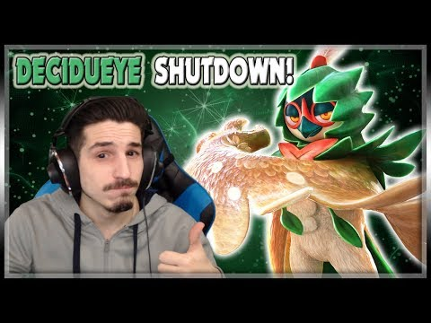 SHACKLE 'EM UP! | SMOGON OU | Pokemon Ultra Sun & Ultra Moon LIVE Wifi Battle #01