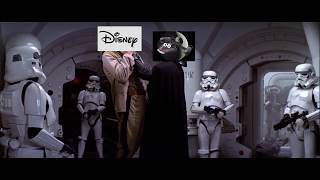 Reflecting on Disney/Warner Chappell Trying to Monetize Star Wars Theory's Darth Vader film