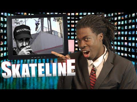 SKATELINE - Chris Joslin, Aidan Campbell, Ryan Sheckler, Trevor Mcclung, Turtle Skateboarding