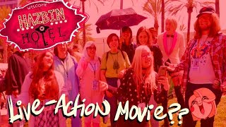 HABBIN HOTLE LIVE ACTION MOOBIE! (REAL NO JOKE)