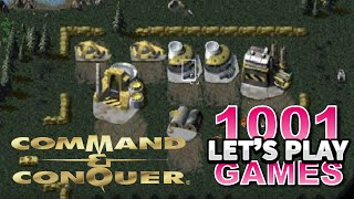 Command & Conquer (PC) - Let's Play 1001 Games - Episode 10