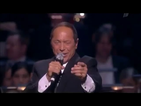 Paul Anka - My Way - Mikhail Gorbachev's 80th Birthday
