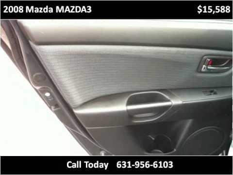 2008 Mazda MAZDA3 Used Cars W Babylon NY